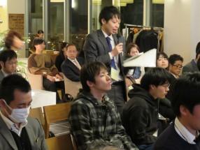 (7)会場からの質問風景②